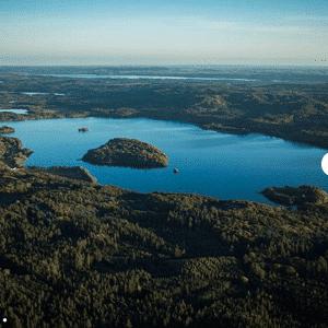 Ballonflyvning -  oplevelser i danmark