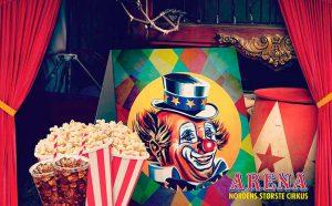 Cirkus ifølge Bubber